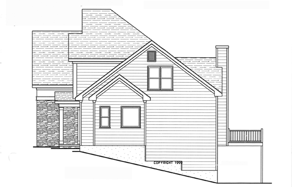 House CONCORD House Plan House Plan Resource