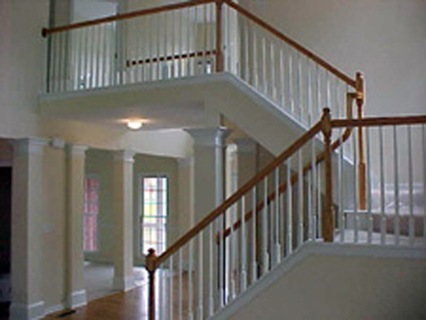 Stairs by DFD House Plans