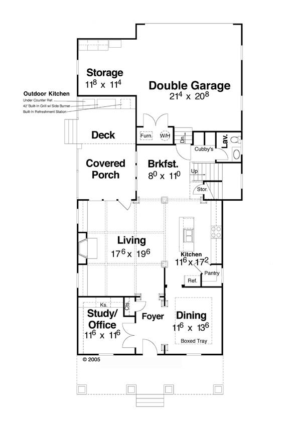 House Gilmore House Plan House Plan Resource