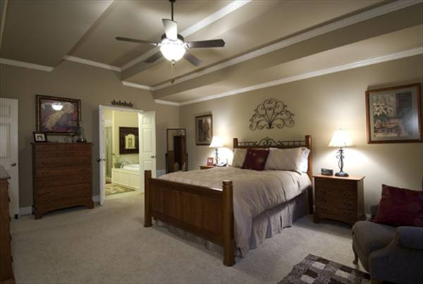 Master Bedroom 2 by DFD House Plans