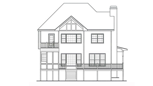 House HALLIWELL House Plan House Plan Resource