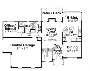 House Madison House Plan - House Plan Resource