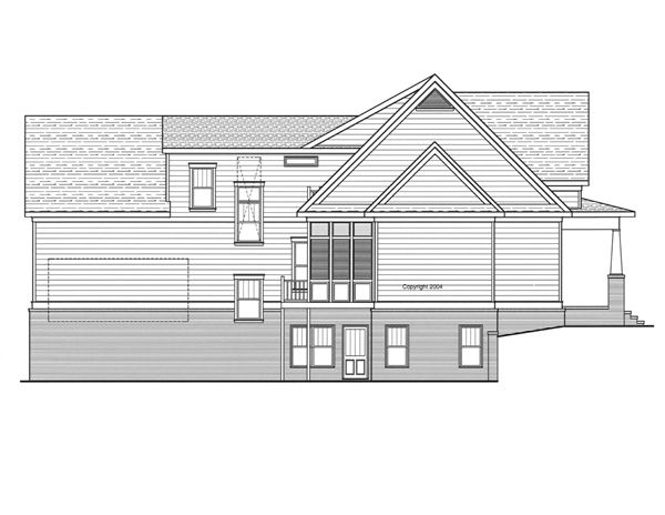 House chadwick house plan house plan resource for Chadwick house plan