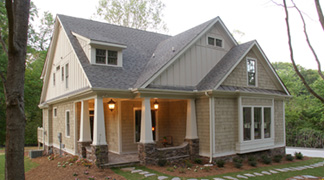 Front Photo 1 SE by DFD House Plans