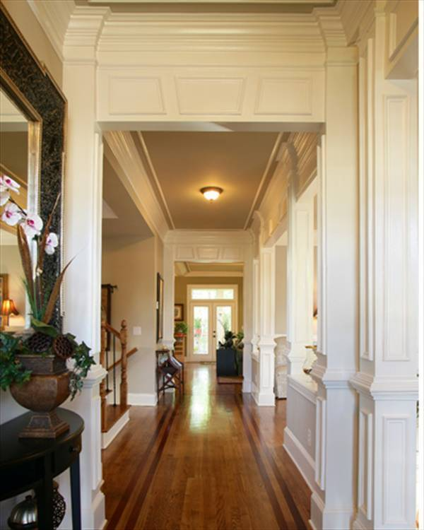 Foyer image of Kensington I - A House Plan