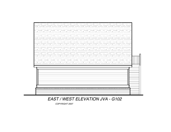 Left/Right Elevation