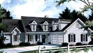Unique Accessible House Plans by DFD House Plans