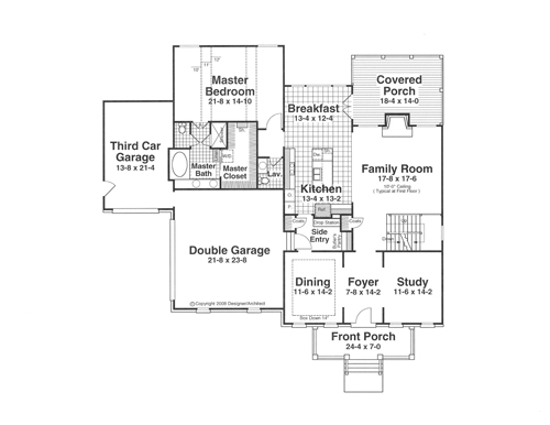 House DRESDEN House Plan House Plan Resource