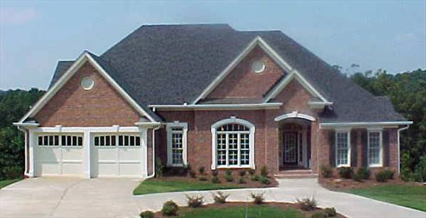 Front Photo 2 by DFD House Plans