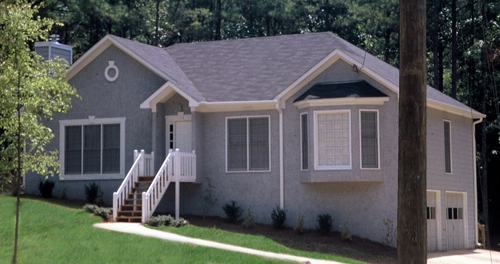 Front Photo 3 SE by DFD House Plans
