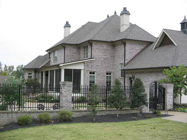 Side Rear Photo by DFD House Plans