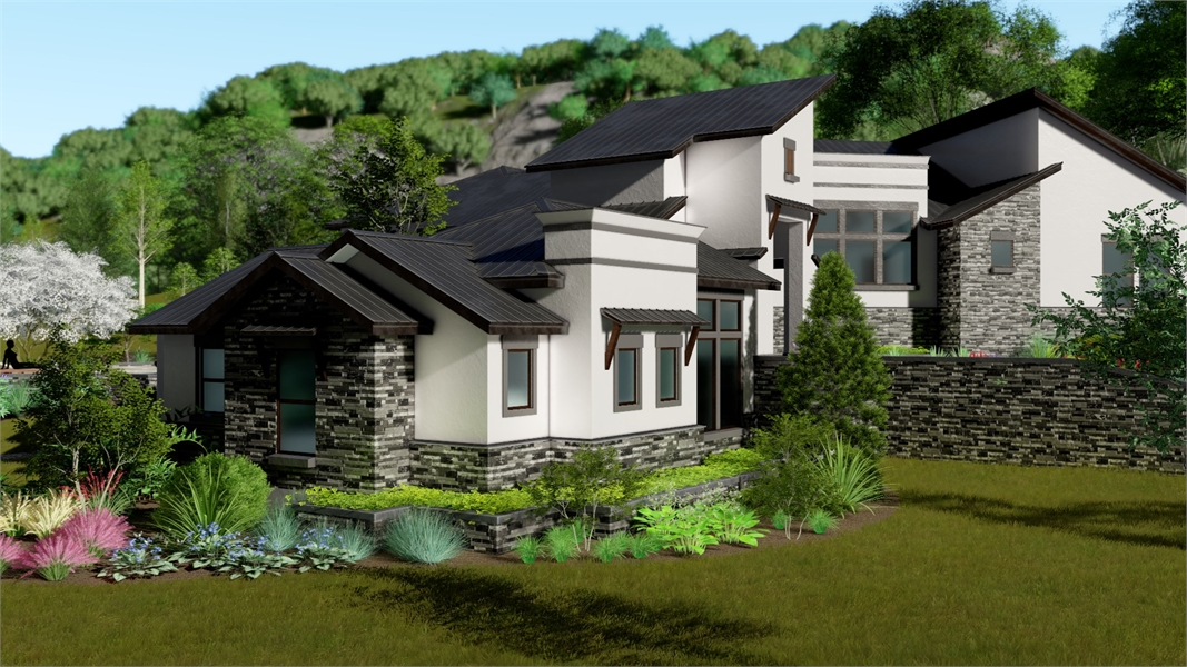 Up Shot by DFD House Plans
