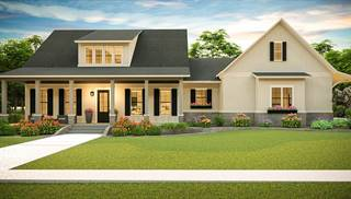 The White House by DFD House Plans