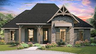 Timberstone House Plan by DFD House Plans