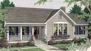 Empty Nester House Plans & Home Designs | Larry James & Associates