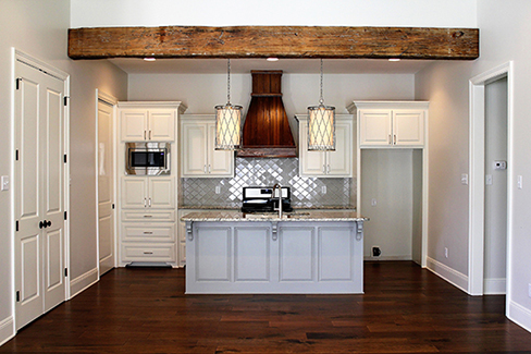 Kitchen image of JoAnna House Plan