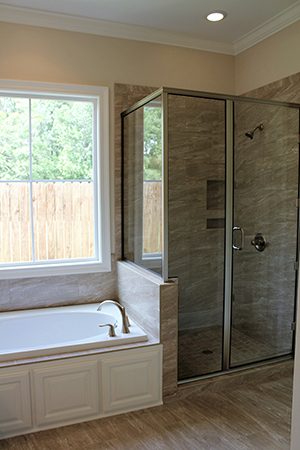 Master Bath image of JoAnna House Plan