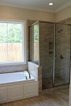 Master Bath image of JoAnna House Plan