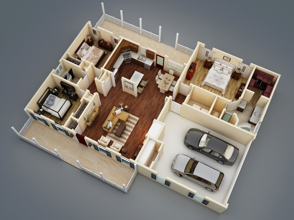 house floor plans 3 bedroom 2 bath 3d. 3d floor plan house plans 3 bedroom 2 bath 3d