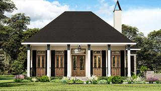 The Carrabelle House Plan by DFD House Plans