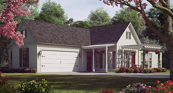 Front Elevation image of JoAnna House Plan