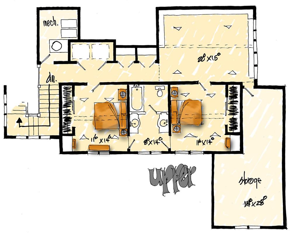 House castle hill house plan green builder house plans for Builder house plans com