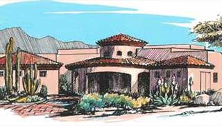 Tuscan Home Plans by DFD House Plans