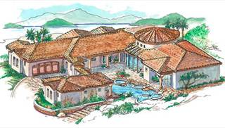 Tuscan Style House Plans & Home Designs