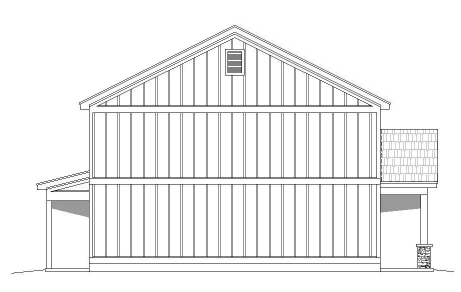 House mcclure duplex house plan green builder house plans for Duplex building cost estimator