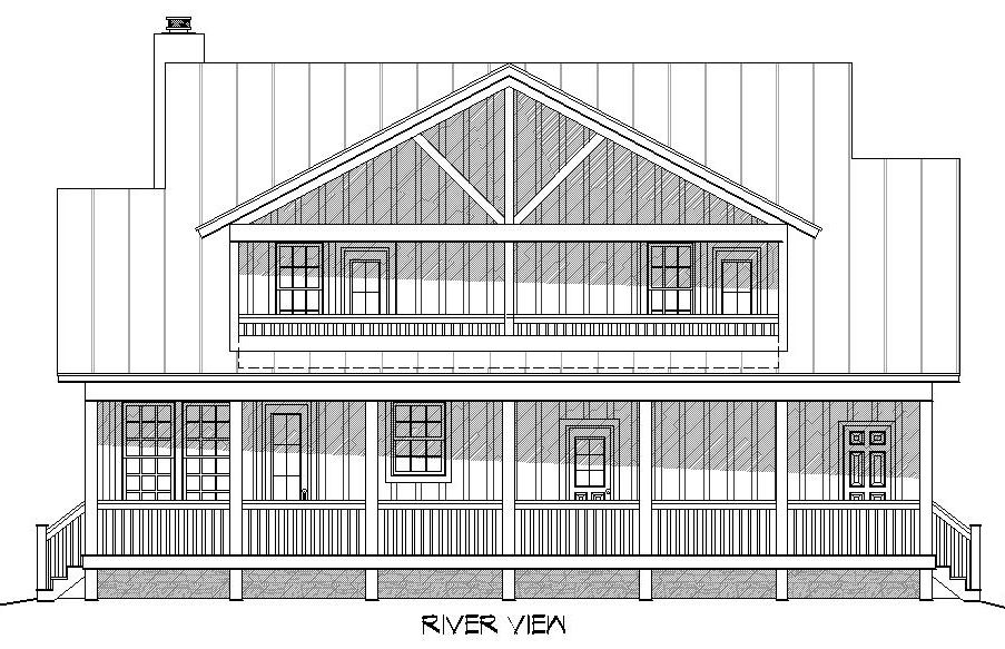 House Pinetree House Plan Green Builder House Plans