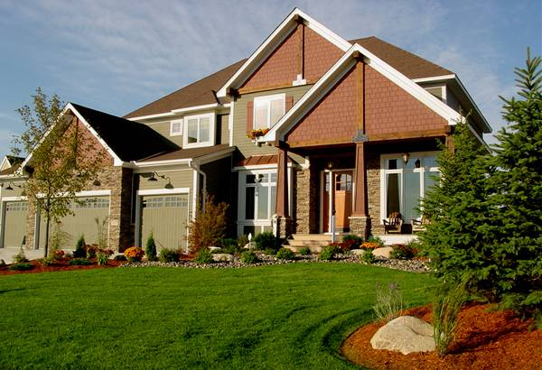 Front View Photo by DFD House Plans