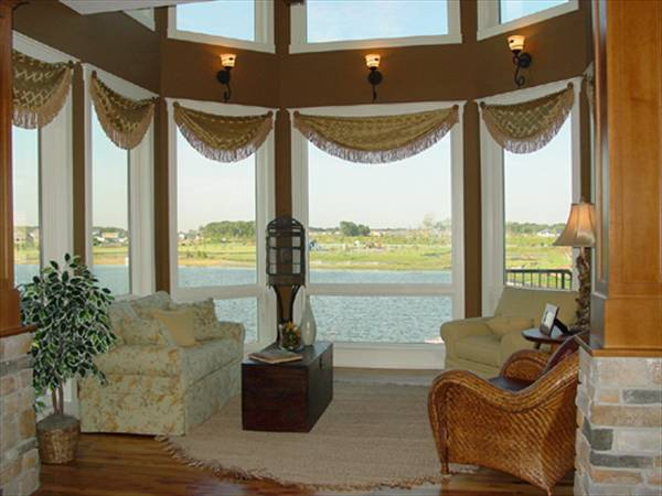 Sun Room by DFD House Plans