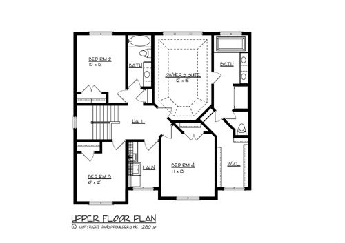 House the canadian house plan green builder house plans for Cdn house plans