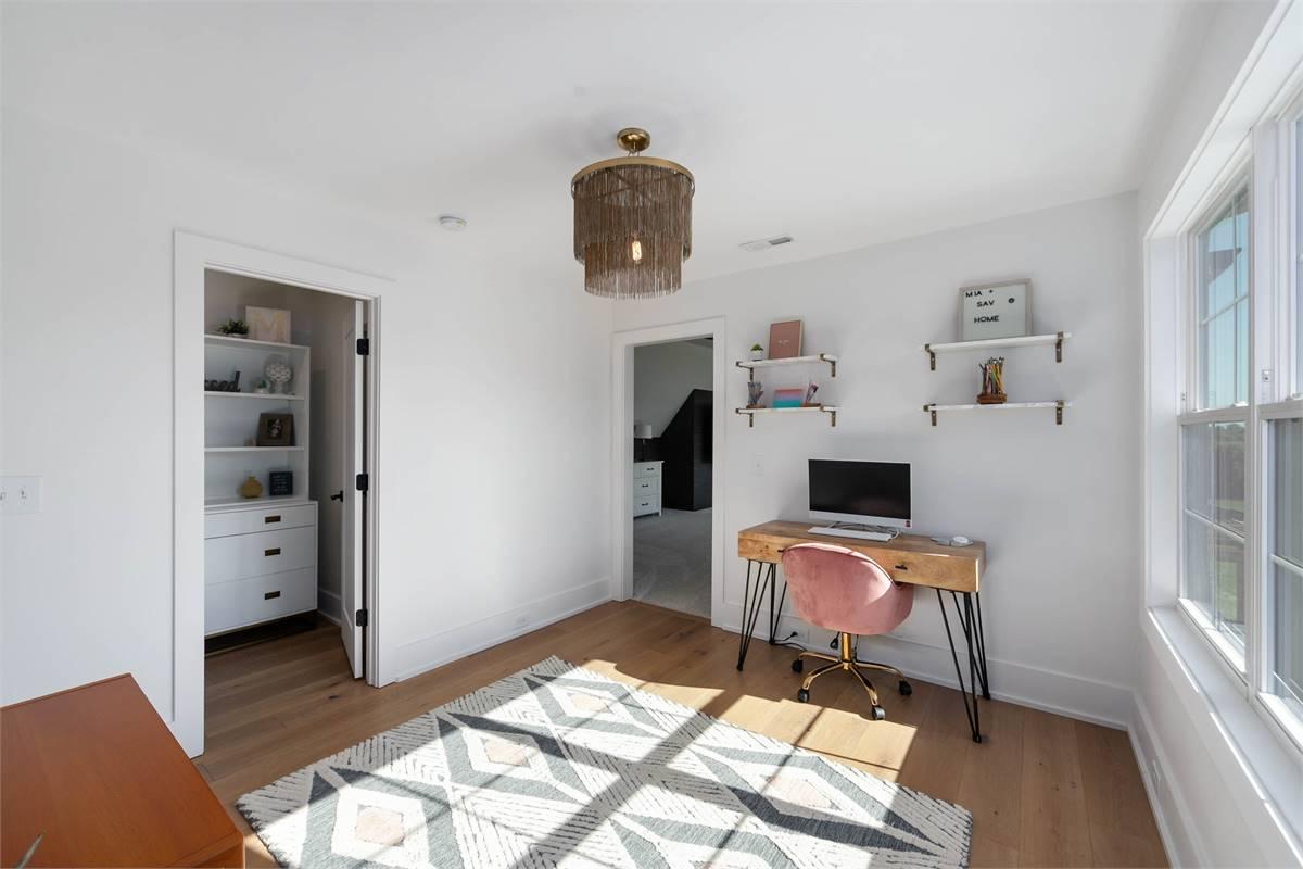 Loft image of The Durham House Plan
