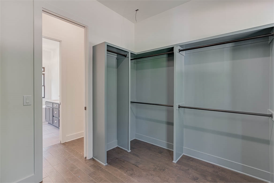 Walk-In Closet image of Tiverton House Plan