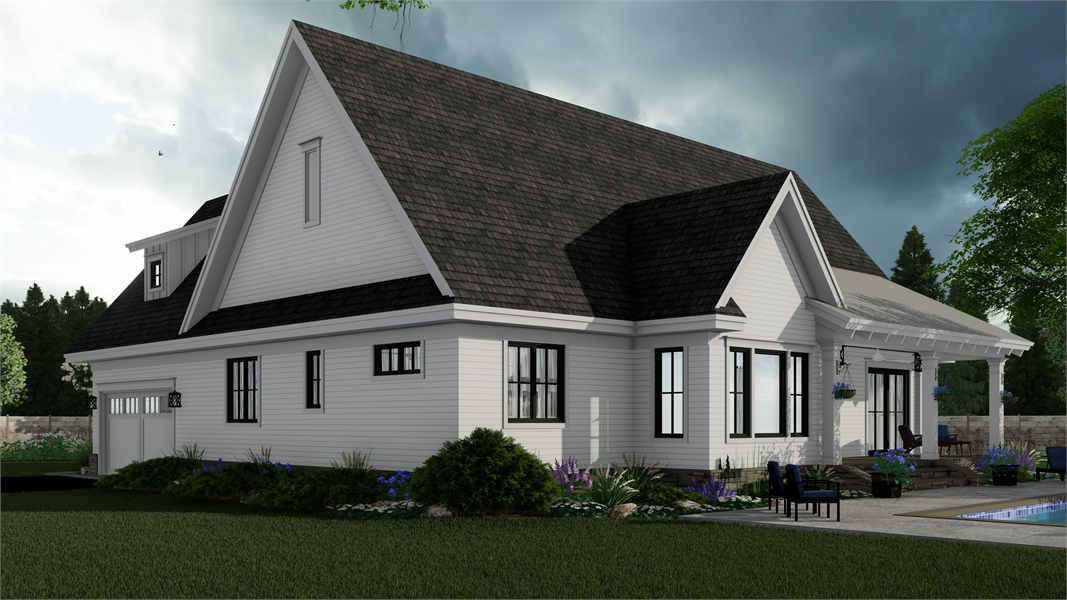 Right Side Rendering