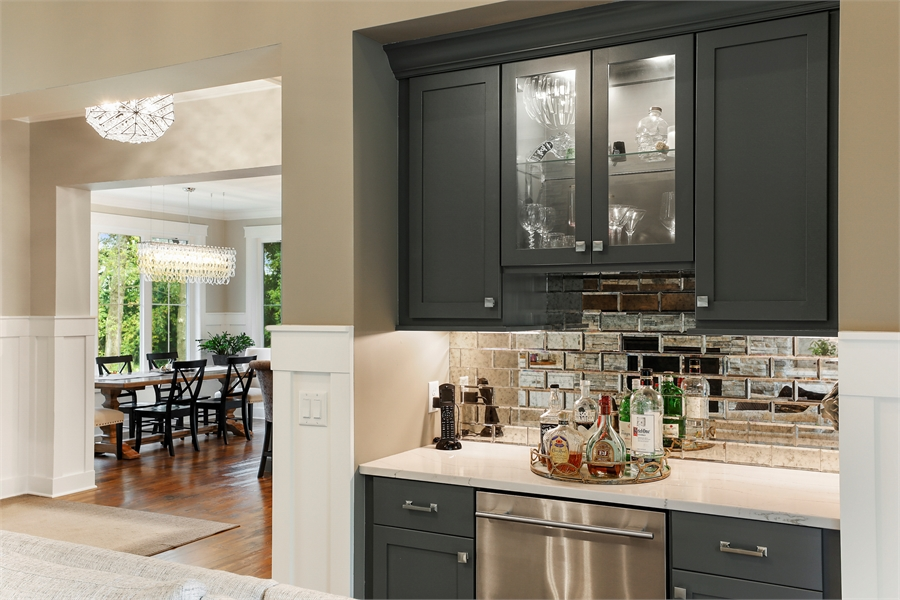 Kitchen image of Green Acres House Plan