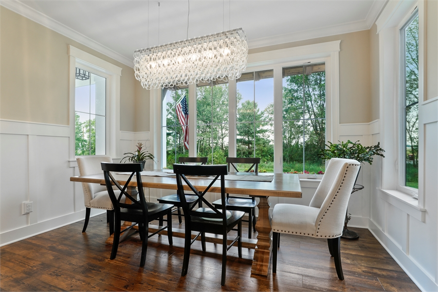 Dining Room image of Green Acres House Plan