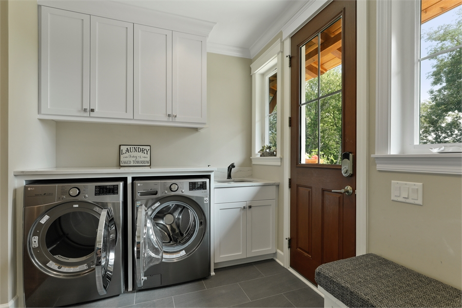 Laundry Room image of Green Acres House Plan