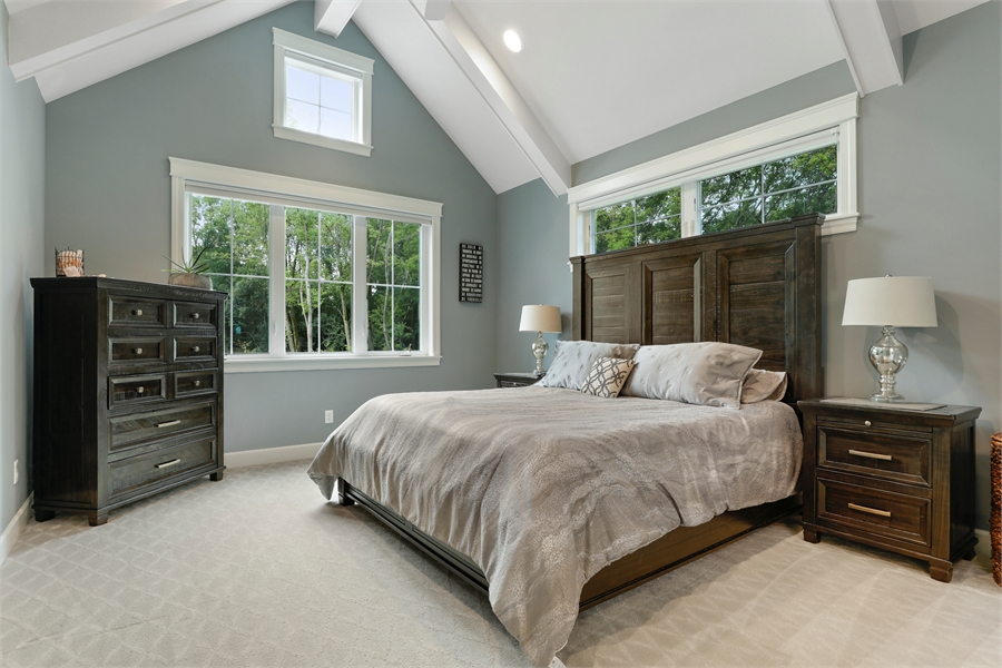 Master Bedroom image of Green Acres House Plan