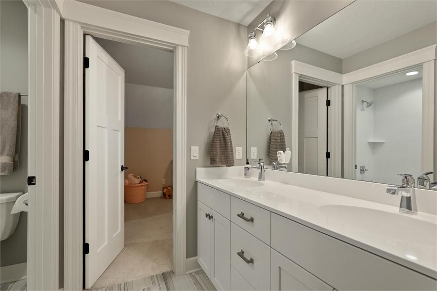 Bathroom image of Green Acres House Plan