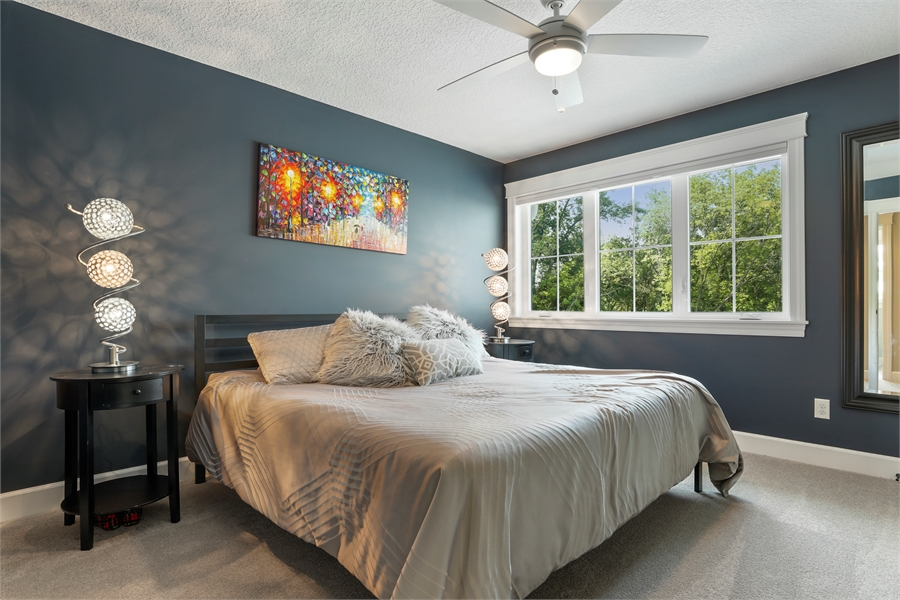 Bedroom image of Green Acres House Plan