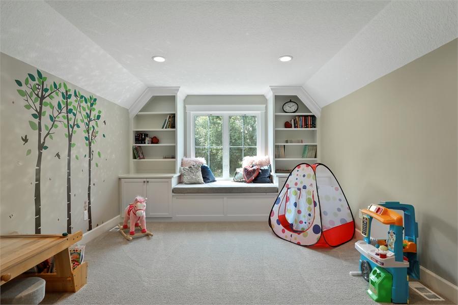 Bonus Space image of Green Acres House Plan