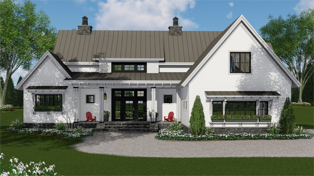 Great Country House Plans