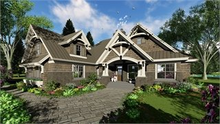 Traditional House Designs by DFD House Plans