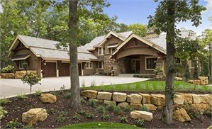 Large Home Plans with Great Master Suites by DFD House Plans