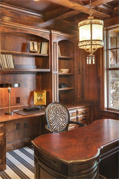 Home Office by DFD House Plans