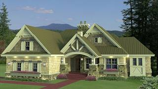 small one story house plans by dfd house plans - Small Home Plans