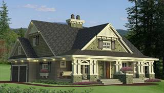 Classic Farmhouse Plans by DFD House Plans