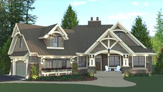 One-Story House Plans by DFD House Plans